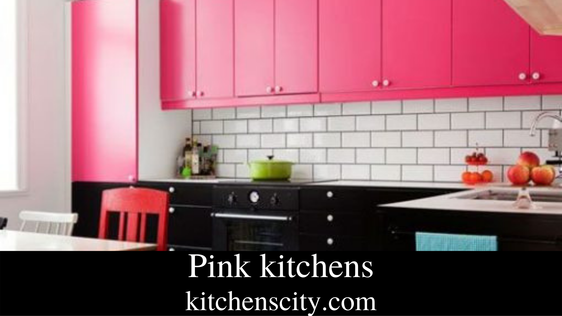 Pink kitchens_ Kitchen Trends In Rose Colors