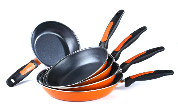 Types of frying pans