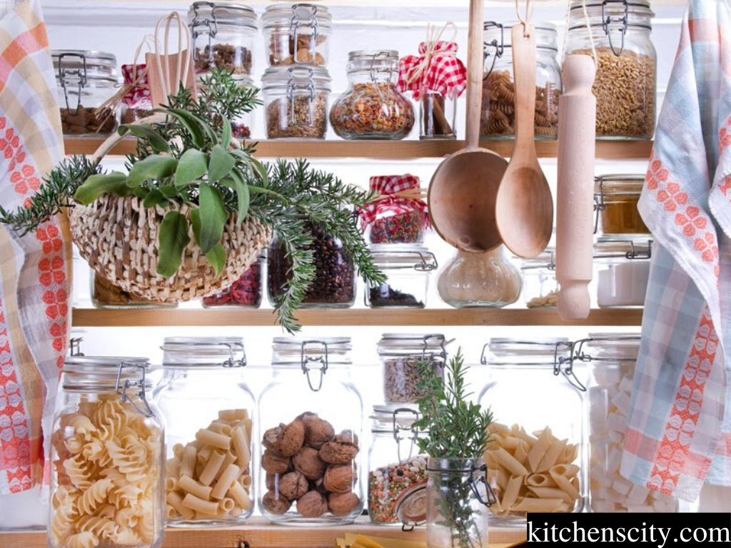 How To Properly Store Food In The Kitchen