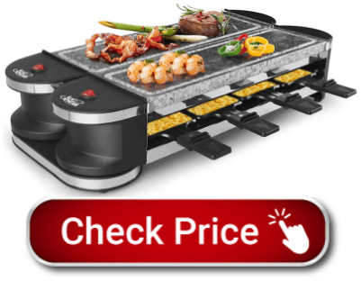 Top 6 Best Raclette Grill