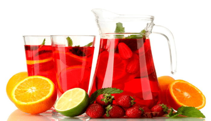 How To Make Strawberry Water