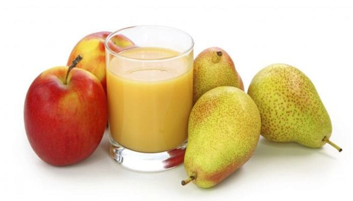 Apple And Pear Smoothie