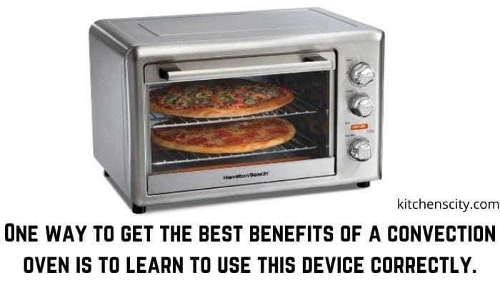 What Is A Convection Oven ?