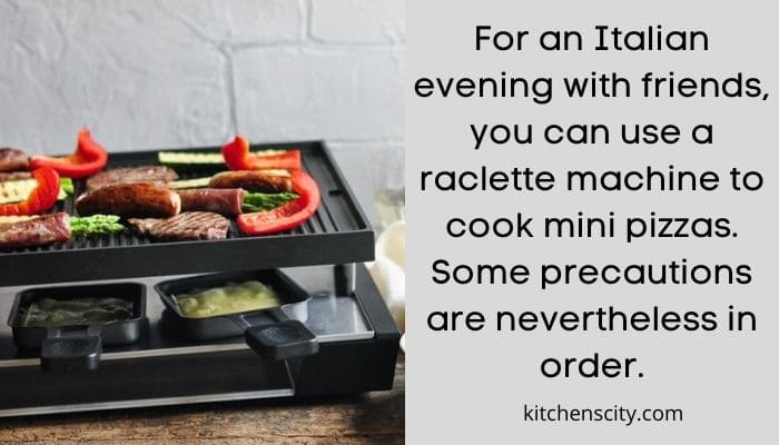 What Can You Cook On A Raclette Grill?
