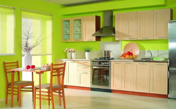 colors for the kitchen