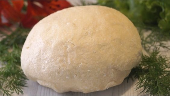 how much yeast dough can be stored in the refrigerator